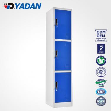 Triple door locker 300*1850mm