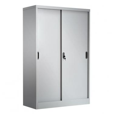 Metal sliding door cabinet 900*1400mm