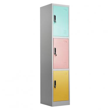 Triple door locker 380*1850mm