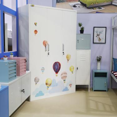 Printed Wardrobe - colorful balloon