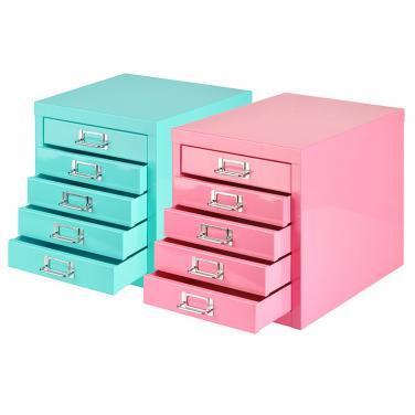 Desktop file cabinet