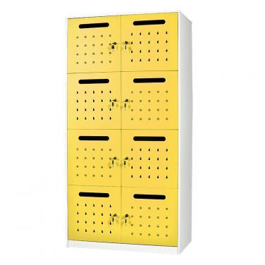 Storage Locker - 8 doors
