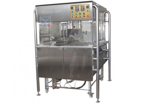 QKT  Chocolate  Enrobing  Machine