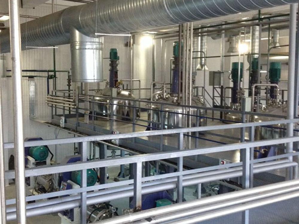 法孚莱成功交付乌克兰最大农药生产商,年产5000吨悬浮剂生产线