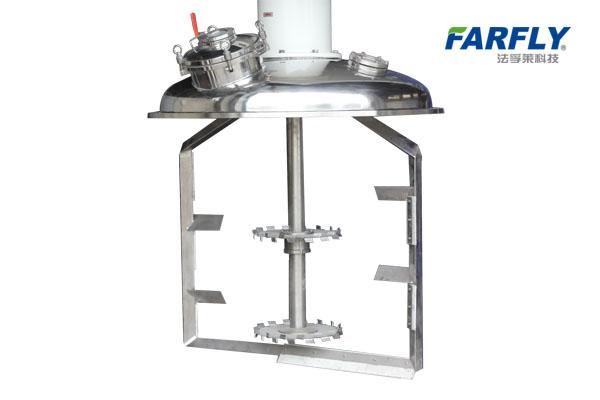 FDT Concentric double shaft agitator