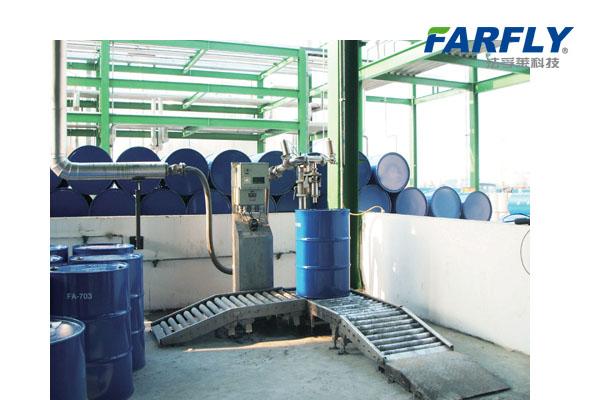 FDF Filling machine
