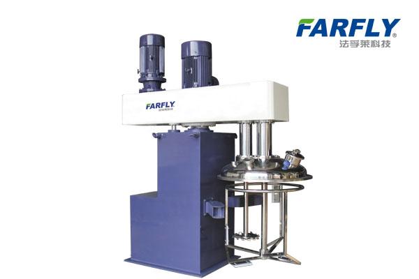 FDL Double shaft mixer