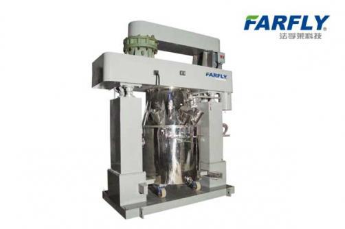 FXDJ Double planetary mixer