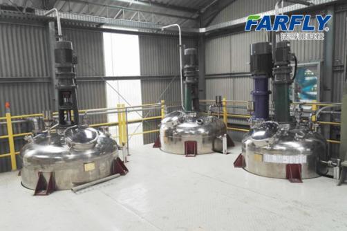 SC悬浮剂生产线