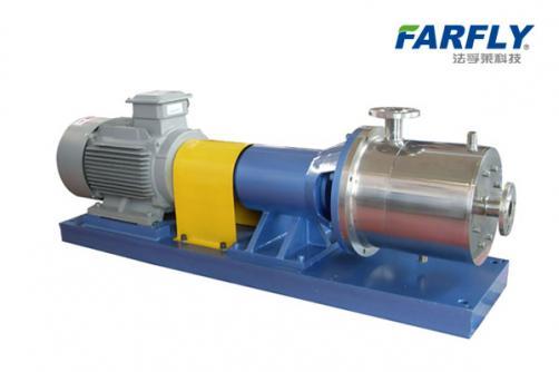 FSW2管线式高剪切分散乳化机