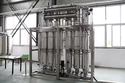 Multi-Effect Water Distiller