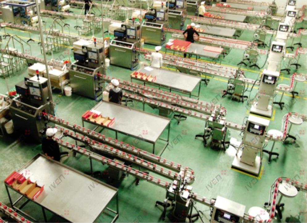 The food industry engineering