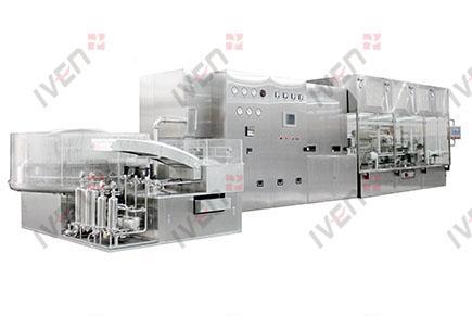 Línea de Producción de Ampollas BXAZ