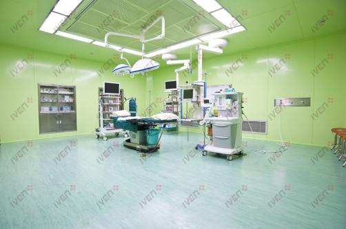 The operating room, laboratory project