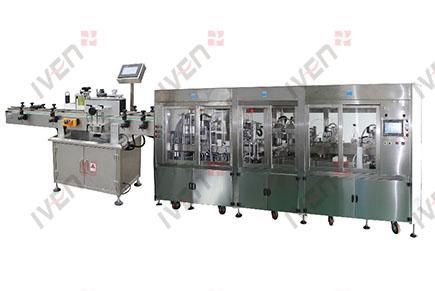 Integrated Blood Collection Tube Production Line (after labeling)