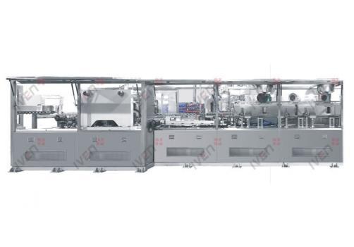 PP Bottle IV Solution Production Line