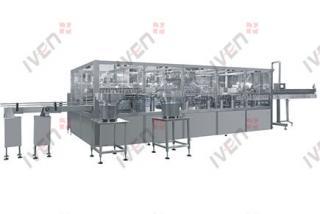 PP Bottle Washing Filling-Sealing Machine