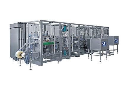 非PVC膜软袋大输液生产线