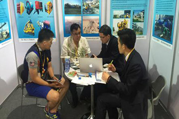 Thailand International Construction Machinery, Equipment and technology Exhibition