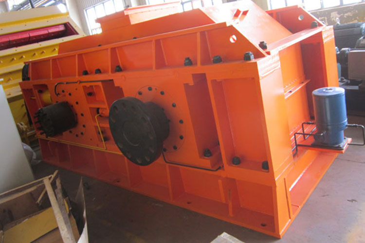 Hydraulic Roller Crusher