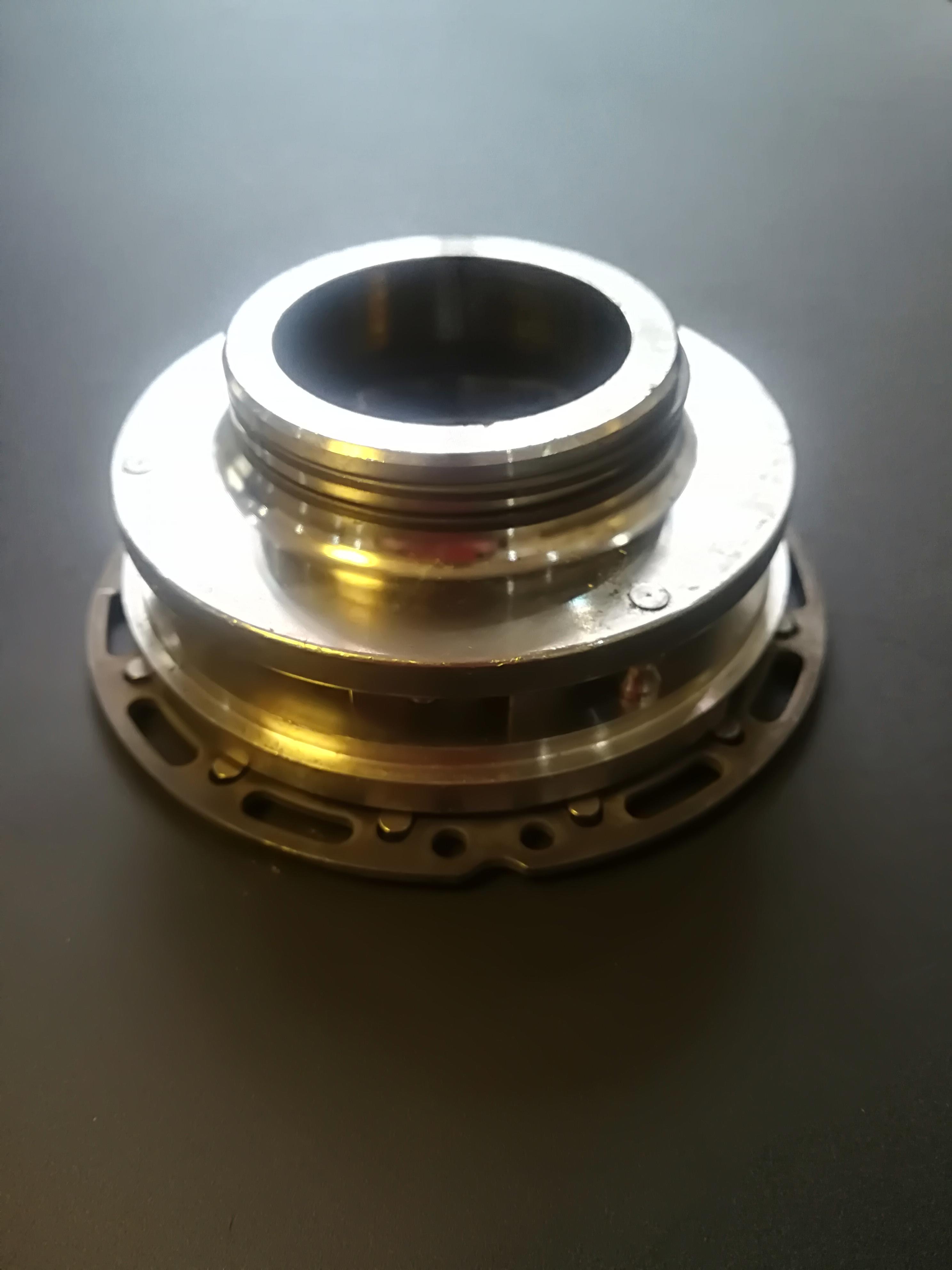 0337-21S turbo wastegate actuator   100617 B736