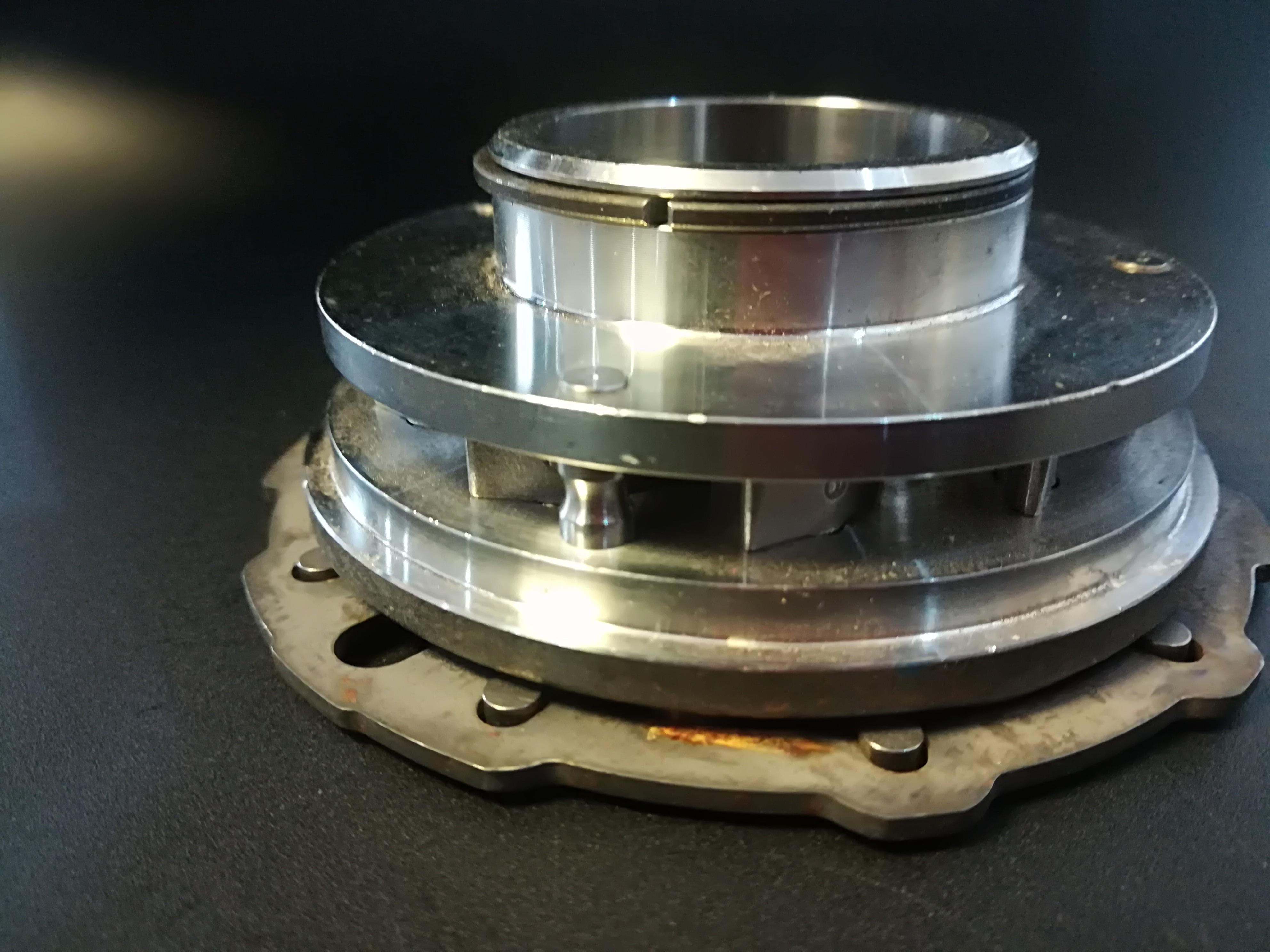 6813-18S turbo wastegate actuator   040416 B0246