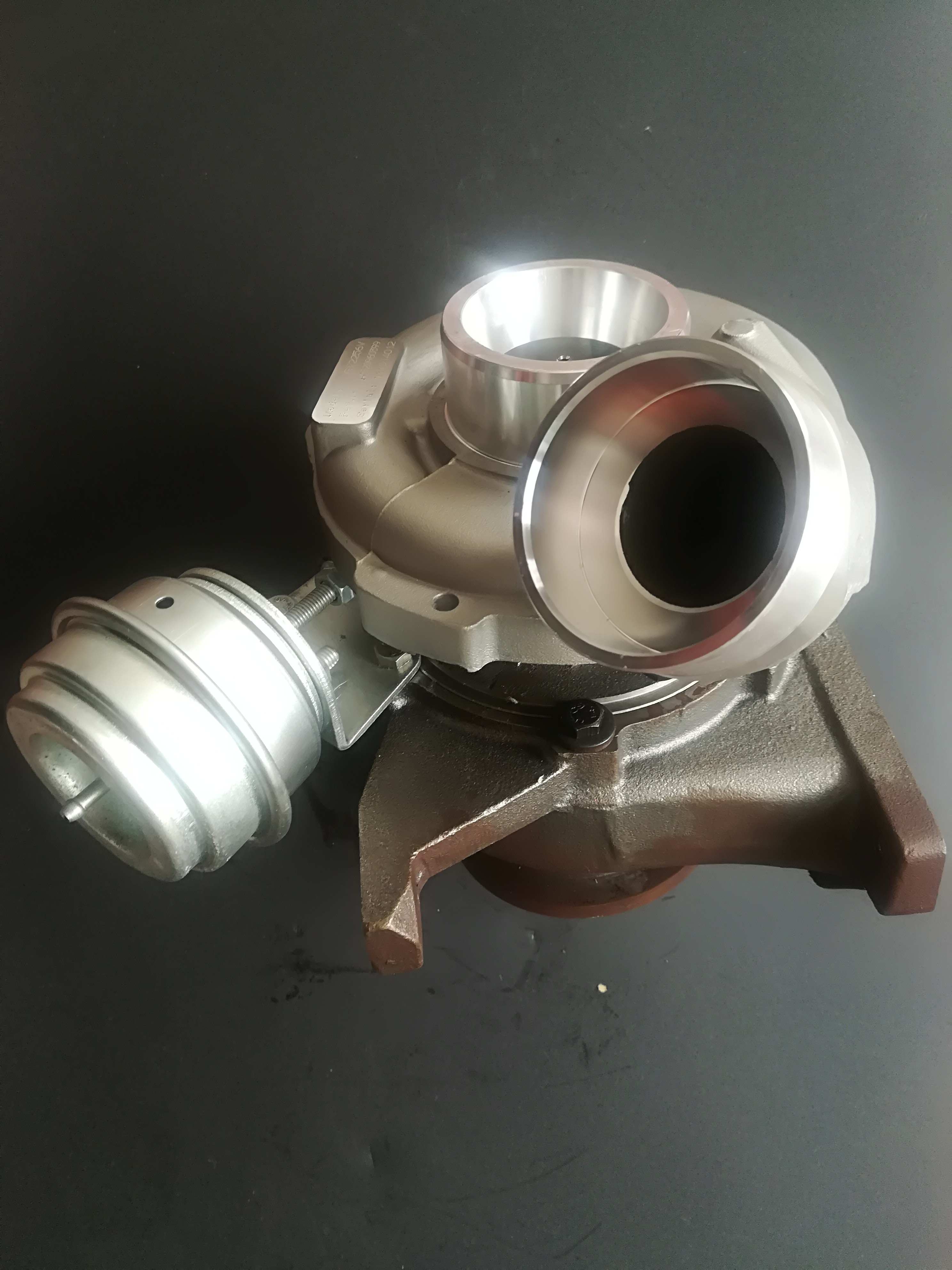 GT2256V turbocharger Mercedes Commercial Vehicle OM612 2.7 Turbo 709838 A6120960399 A6120960399