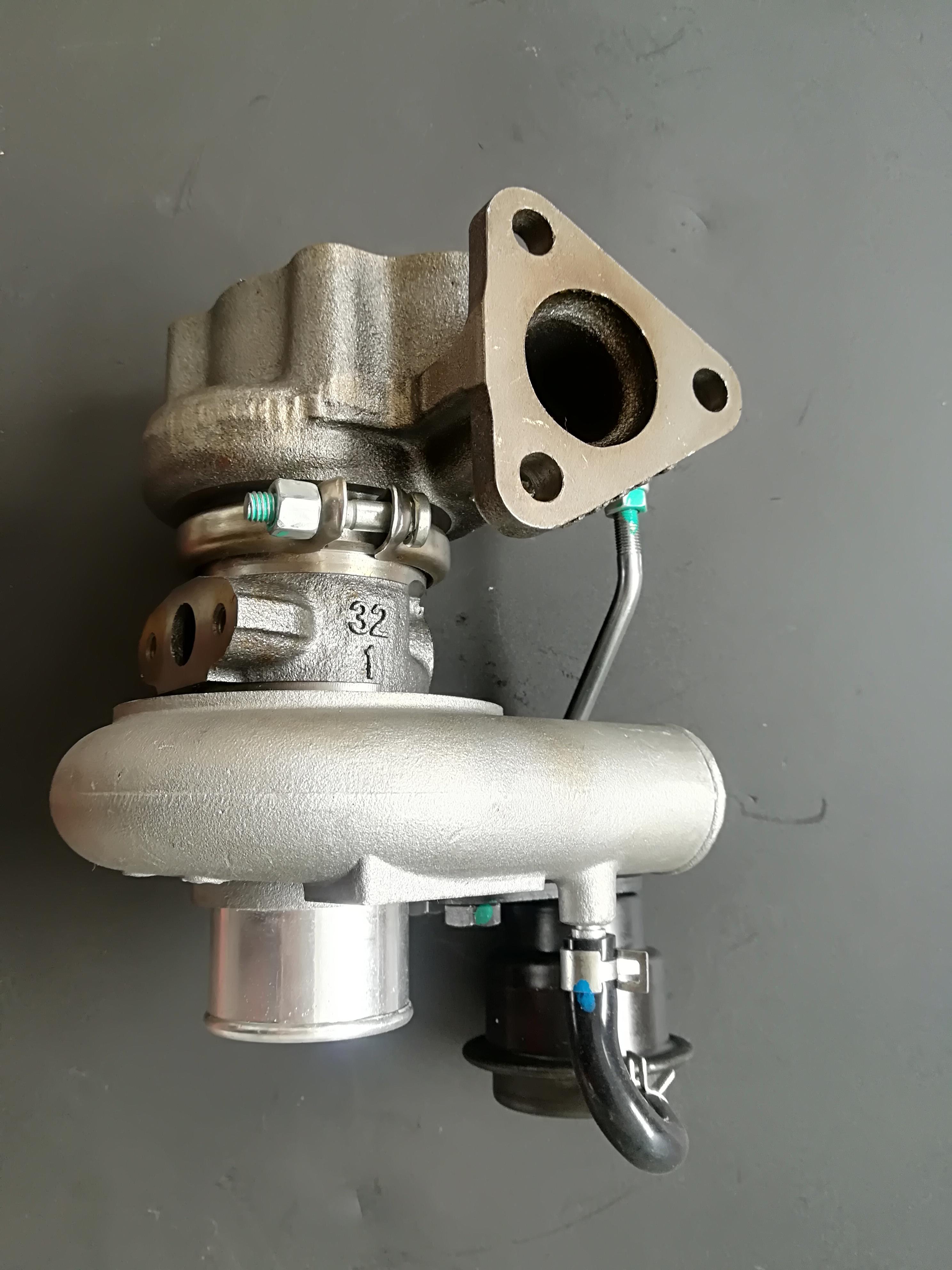 TD025M Mitsubishi Turbo for Hyundai Matrix / Accent 1.5 CRDI 49173-02610 28231-27500