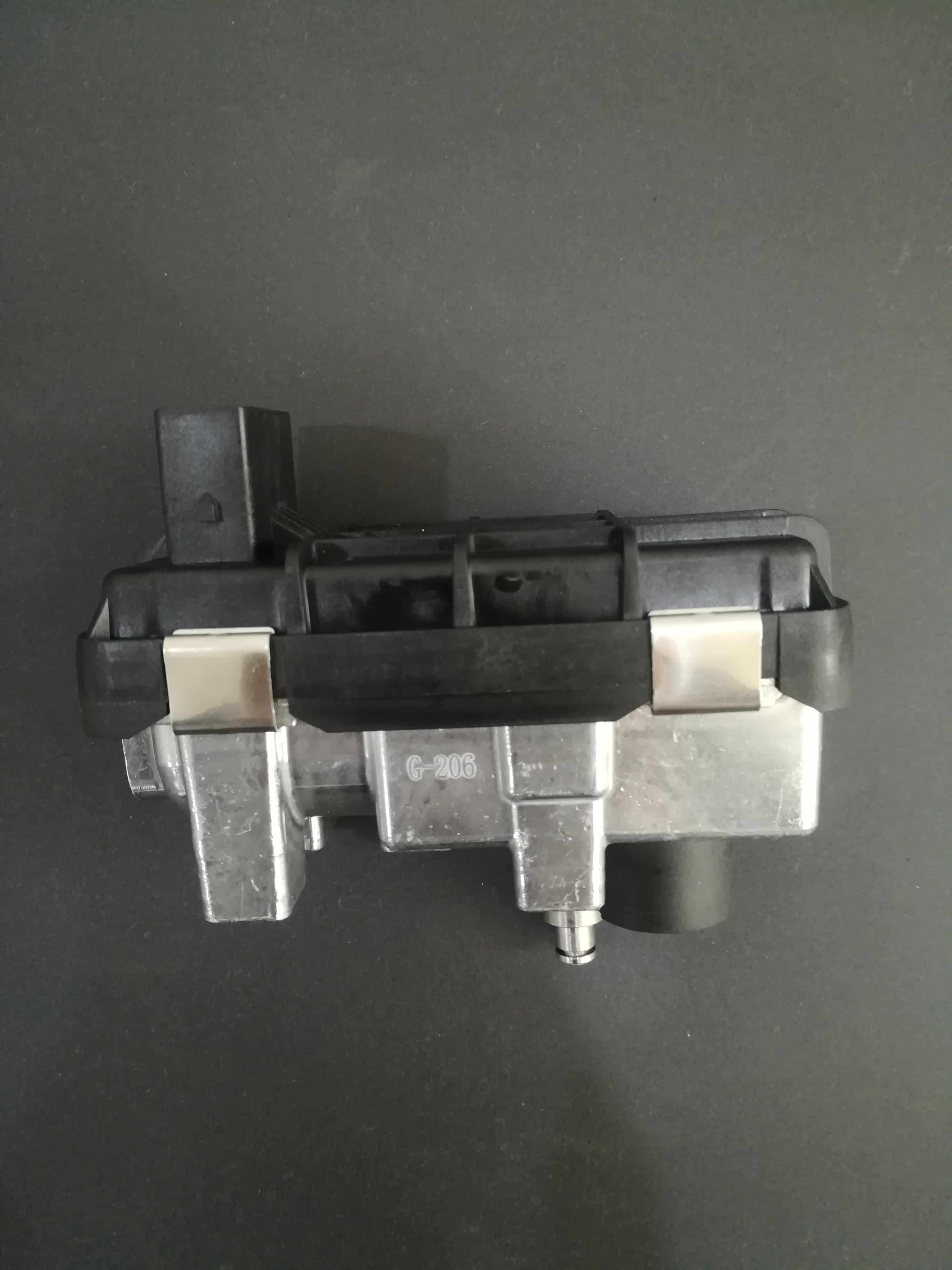 731877-8 731877-9 seolenoid valve 731877-7 actuator turbo electric 320D E46 150HP 729355 wastegate 731877