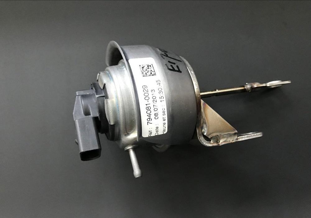 Turbo Electronic Vacuum Actuator 794081,apply for SKODA VW 1.2TDI 55kW 75PS CFWA