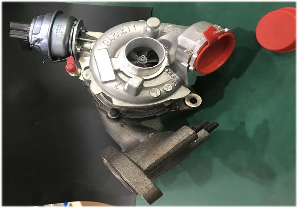 GT1749V Turbocharger for Volkswagen Golf V 2.0 TDI 757042 757042-0010 03G253010A