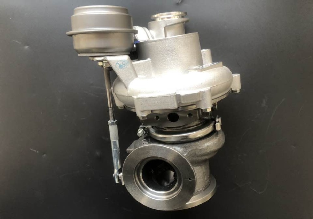 MGT2256S  TWIN Turbo 769155-0012 793647-0002 turbocharger for BMW X6 N63