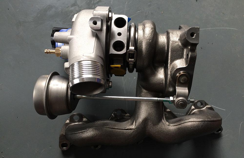 Turbocharger 53039700248 For K03