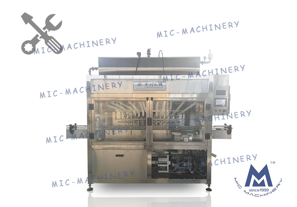 Machine for adjusting ZF-12 Chili sauce for us customers