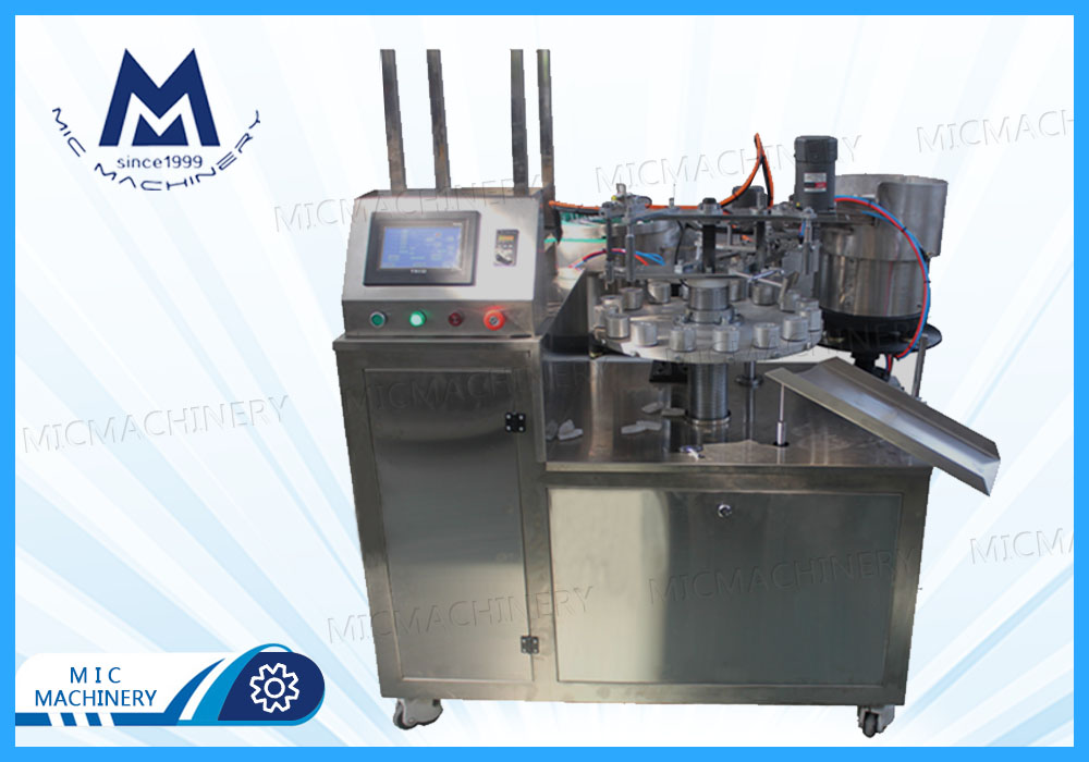 502 glue filling capping machine ( MIC-M30 Bottle Glue Filling & Capping Machine)