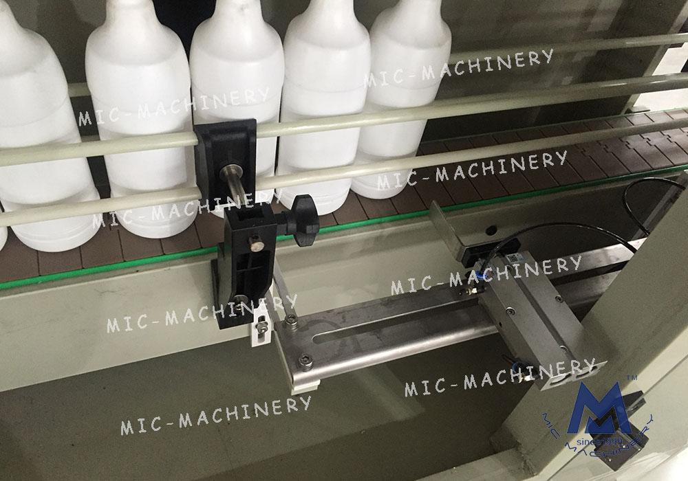 Preservative anti-corrosive liquid filling machine (MIC-ZF12 Bleach anti-corrosive filling machine)