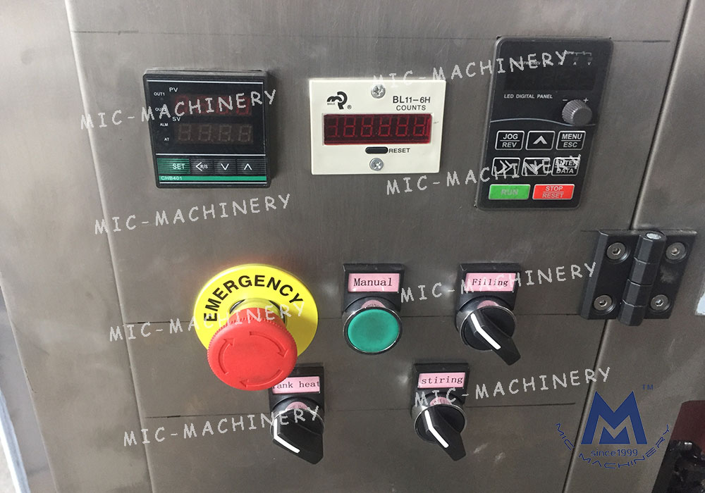 BB Cream Filling Sealing Machine(MIC-L30 semi automatic aluminum tube filling sealing machine)