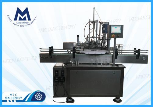Essential oil filling machine (MIC-L45 dropper bottle filling machine)