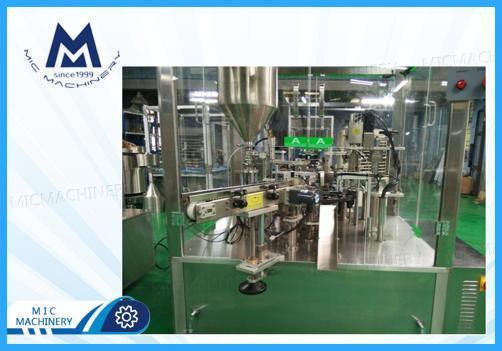 Mascara filling machine(MIC-L40 mascara filling capping machine)