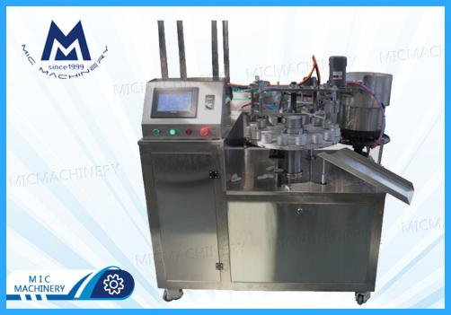 502 glue filling capping machine ( MIC-M30 Bottle Glue Filling & Capping Machine)
