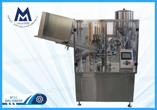 L45I super glue tube filling sealing machine (MIC-L45I aluminum tube filling sealing machine)