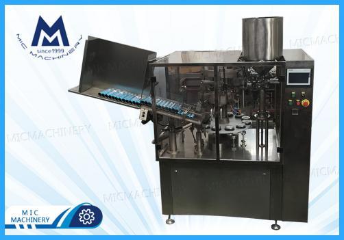 paint filling machine(MIC-L60 paint aluminum tube filling sealing machine)