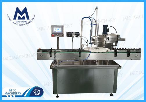 Silin bottle filling machine( MIC-L40 small bottle glass dropper bottle spray head bottle filling & capping machine)