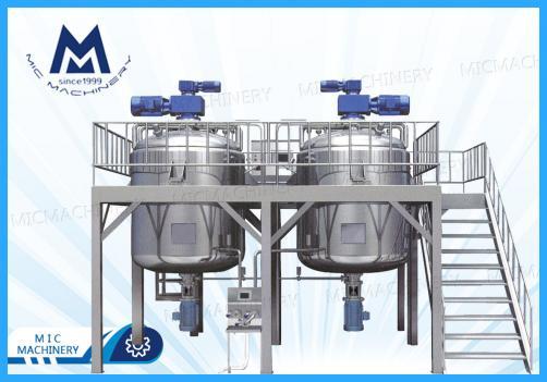 Mixing tank (MIC-5000L mixer tank)