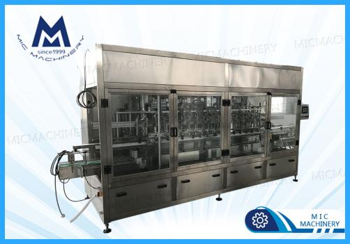 Detergent liquid filling machine(MIC-ZF20 20 heads piston filling and capping machine)