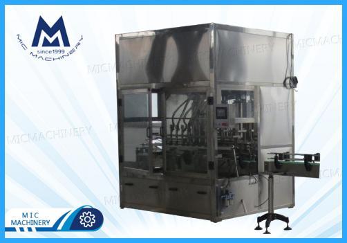 mayonnaise filling machine (MIC-ZF8 piston filling machine)