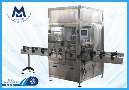 Cheese filling machine( MIC-ZF6 6heads piston filling and capping machine)