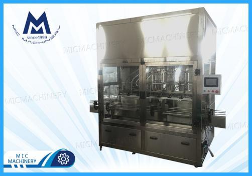 Soybean oil filling machine (MIC-ZF8 piston filling machine)