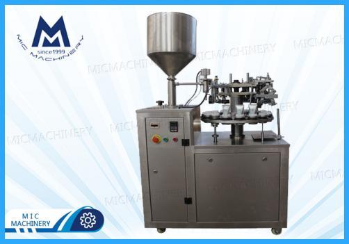 L30 glue tube filling and sealing machine (MIC-L30 aluminum tube filling and sealing machine)