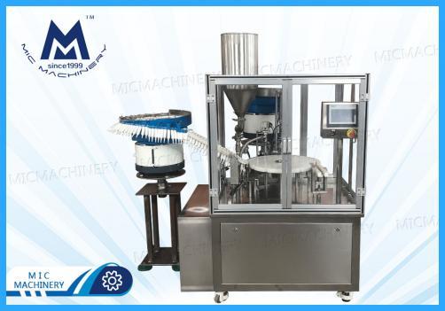 Plastic syringe filling machine(MIC-SGJ-1 syringe filling and plugging production line)